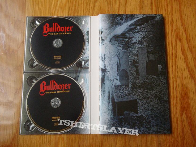 Bulldozer Regenerated in the Grave 5CD BOX