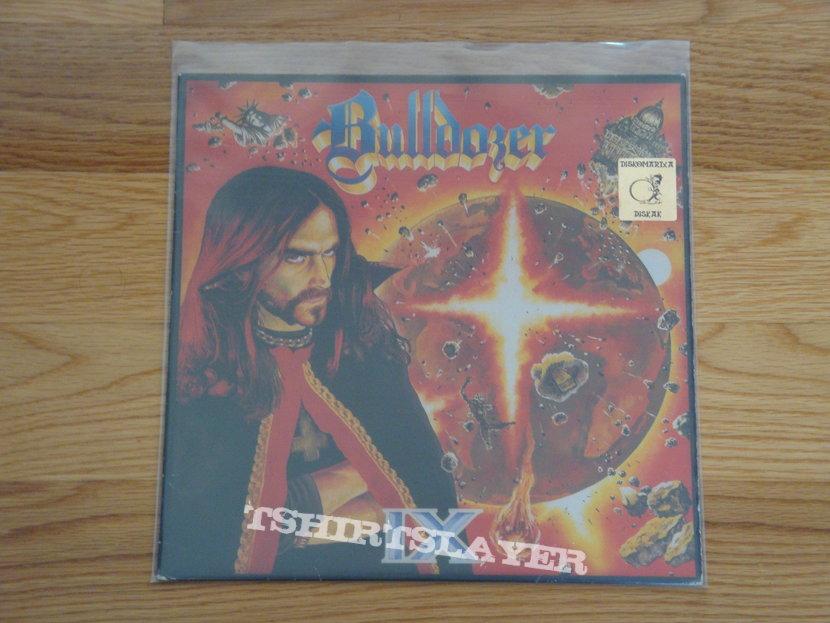 Bulldozer IX LP