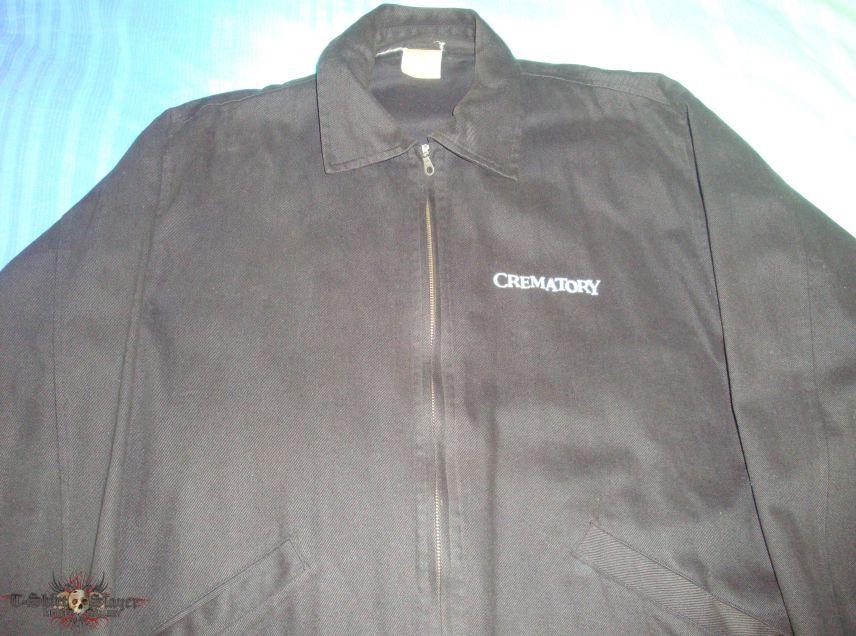Crematory Act Seven Jacket