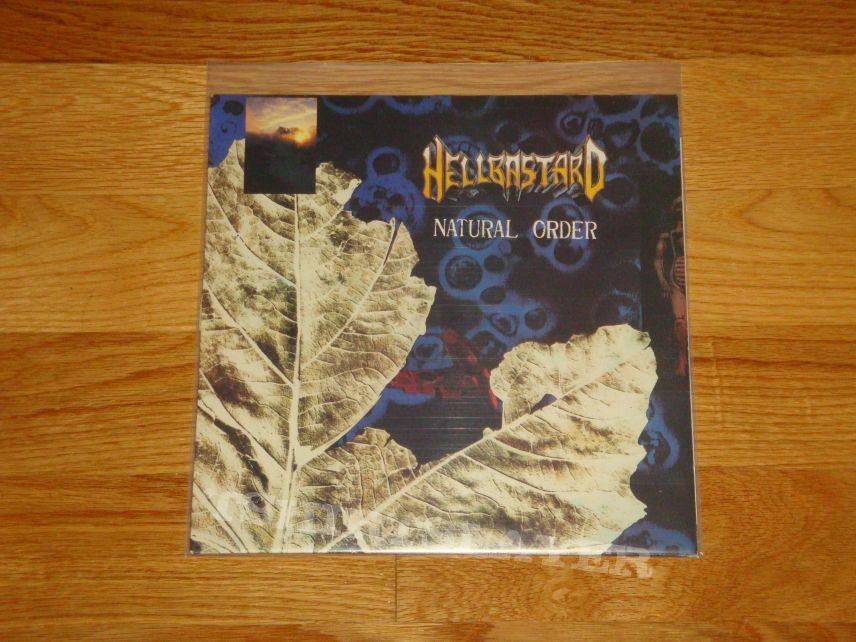 Hellbastard Natural Order LP
