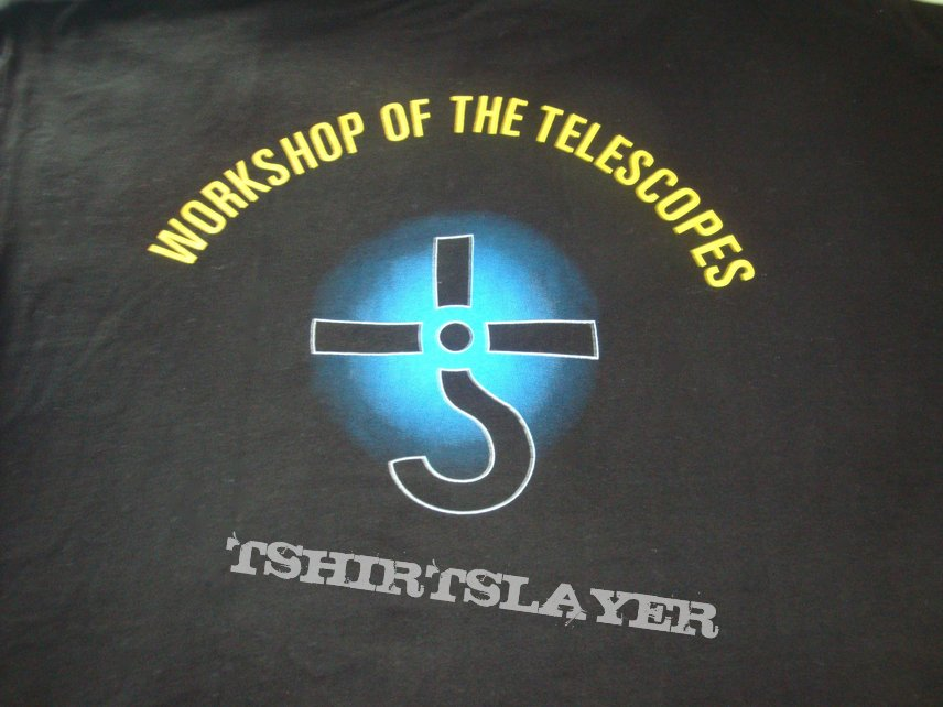 Blue Yster Cult Workshop Of The Telescopes Shirt Tshirtslayer
