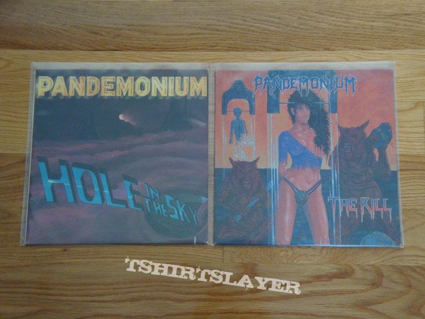 Pandemonium Vinyls