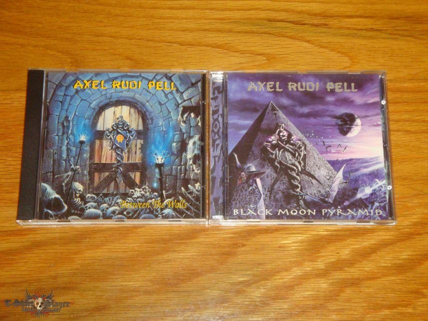 Axel Rudi Pell Cds