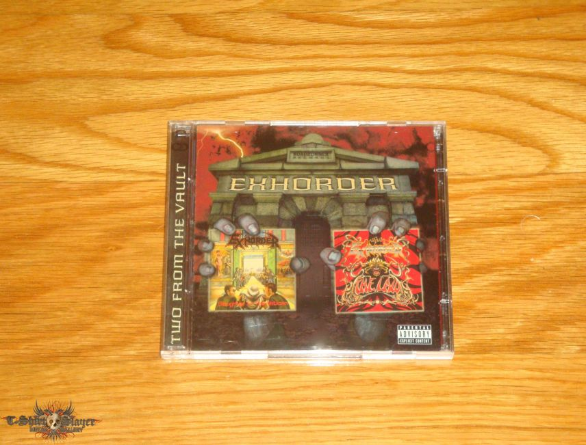 Exhorder - Slaughter In The Vatican + The Law  2CD