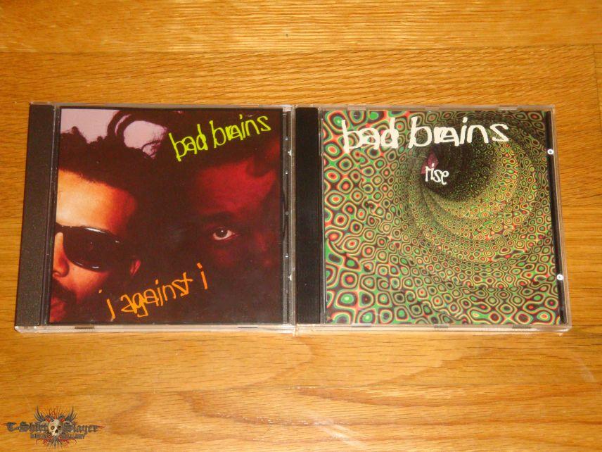 Bad Brains Cds