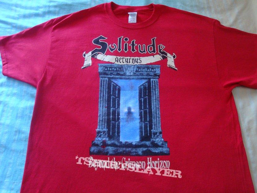Solitude Aeturnus Beyond The Crimson Horizon Shirt