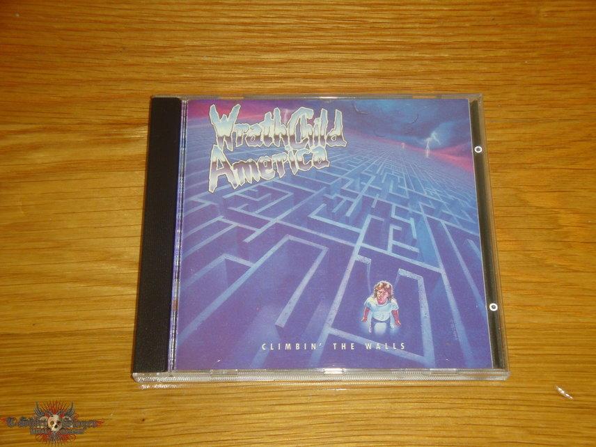 Wrathchild America - Climbin' the Walls CD