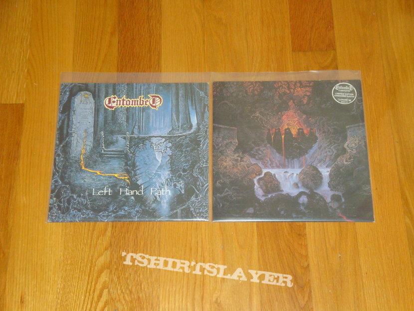Entombed Vinyls
