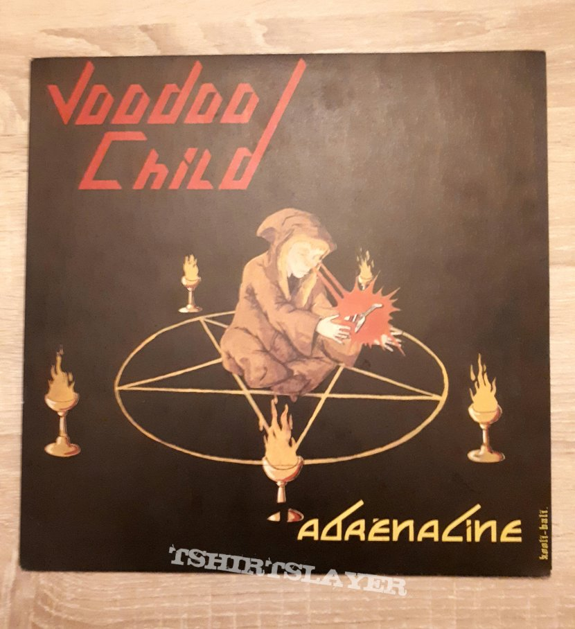 Voodoo child - Adrénaline