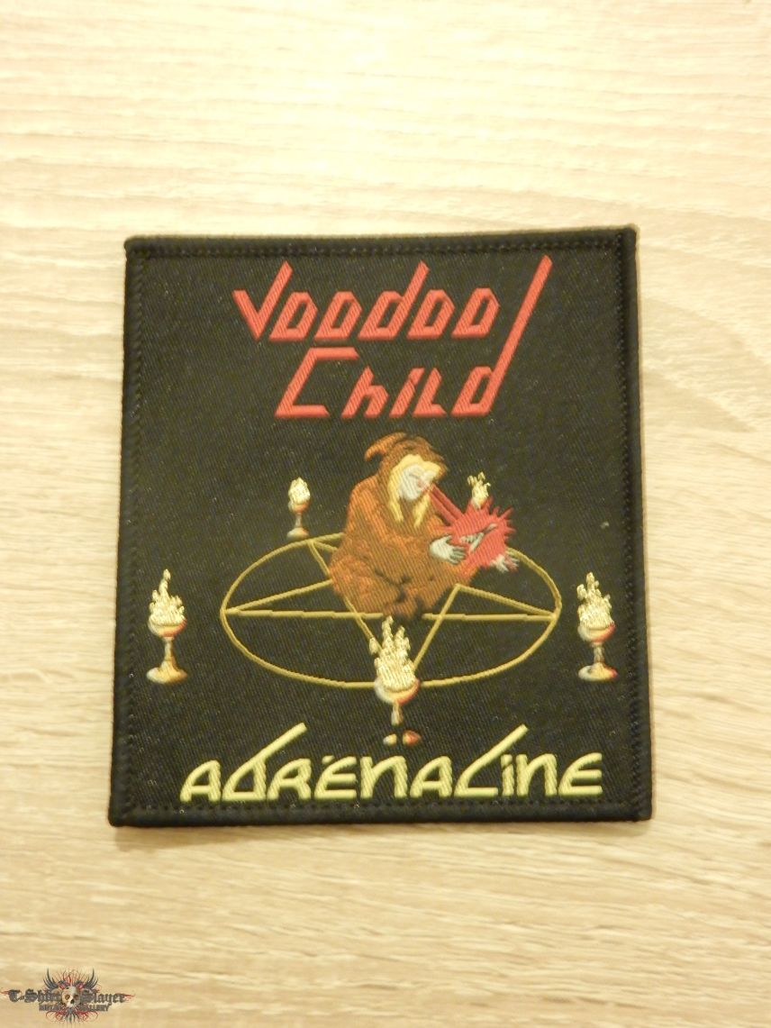 Voodoo Child Patch