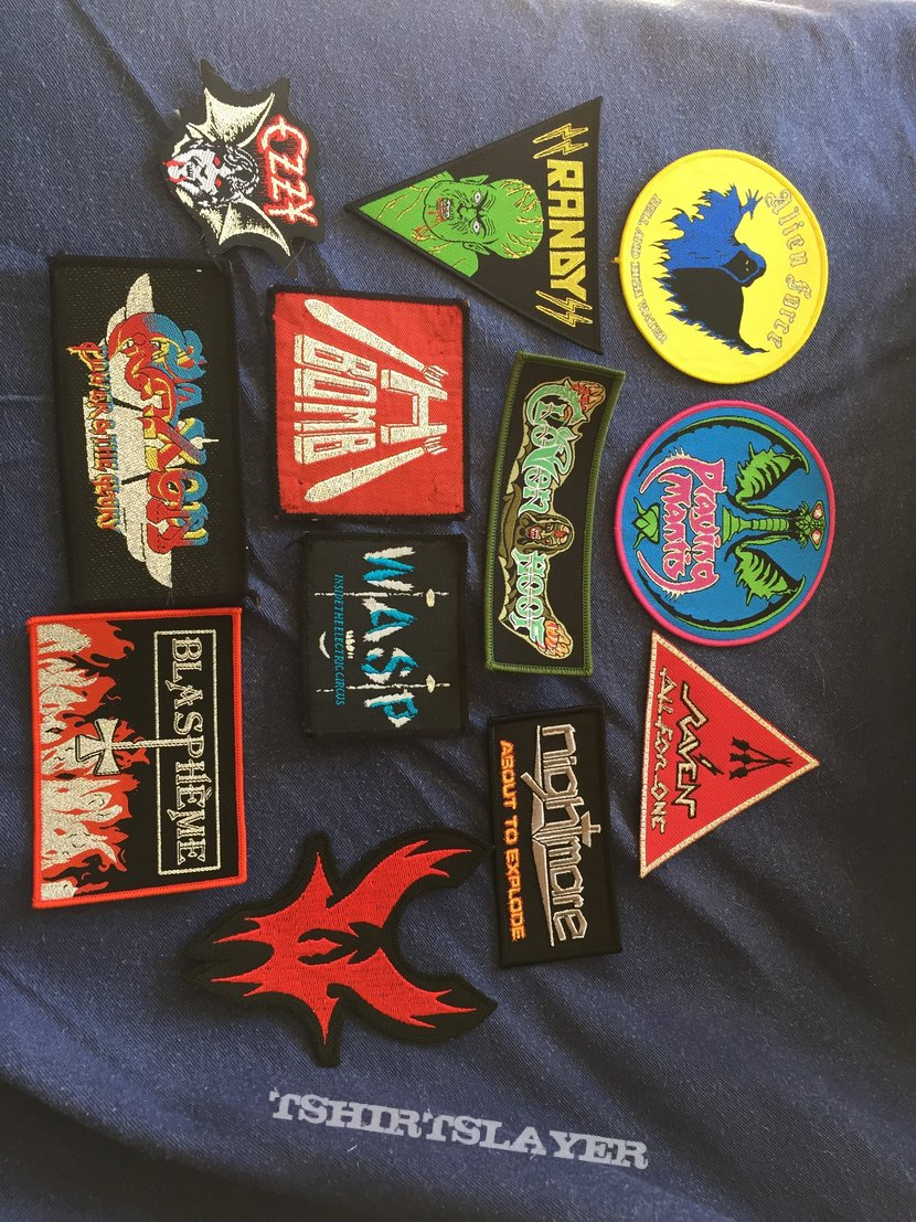 Patches I