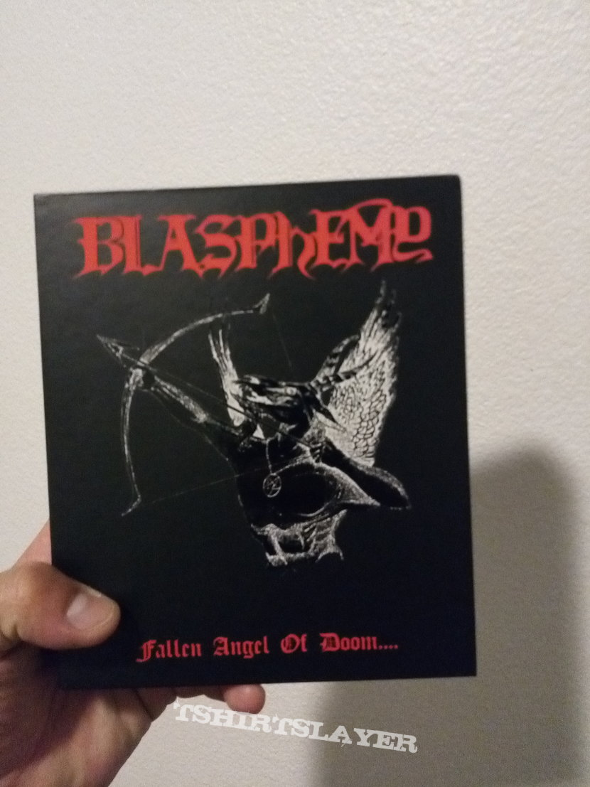 Blasphemy box set