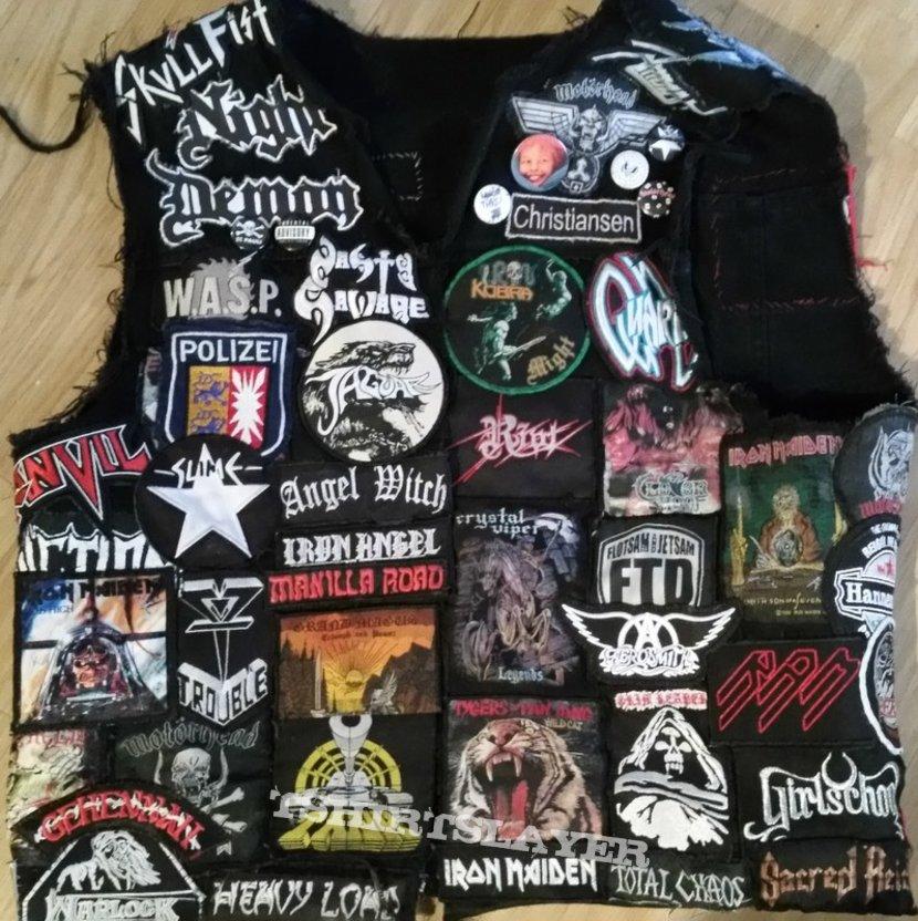 Battle Vest update March 2016