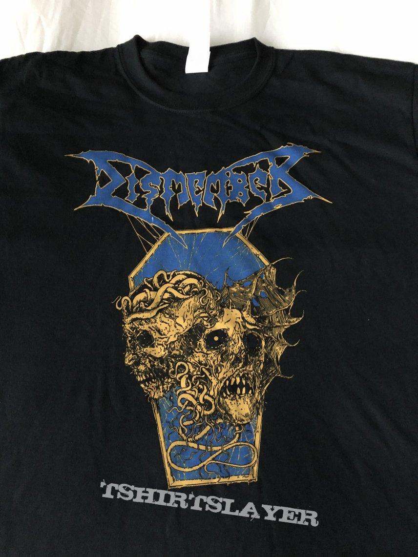 Dismember Scandinavian Deathfest Event Shirt