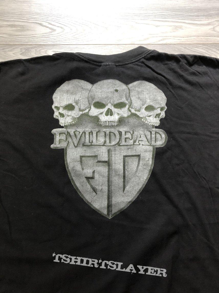 Evildead 1991 Tour shirt
