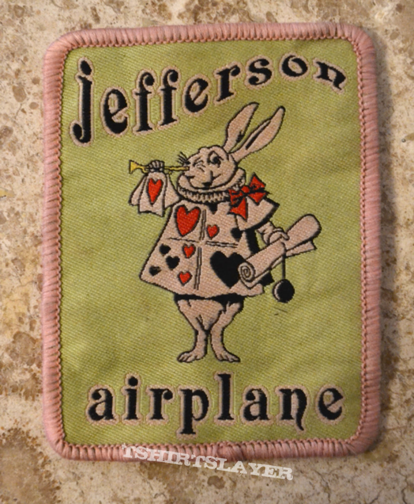 Jefferson Airplane vintage patch