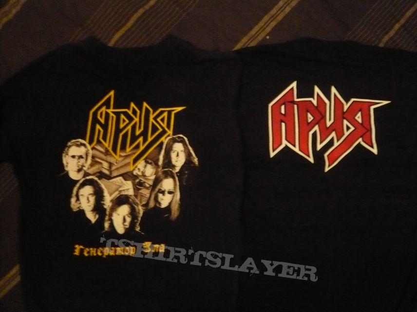 My 2 Aria shirt ( Ария  )