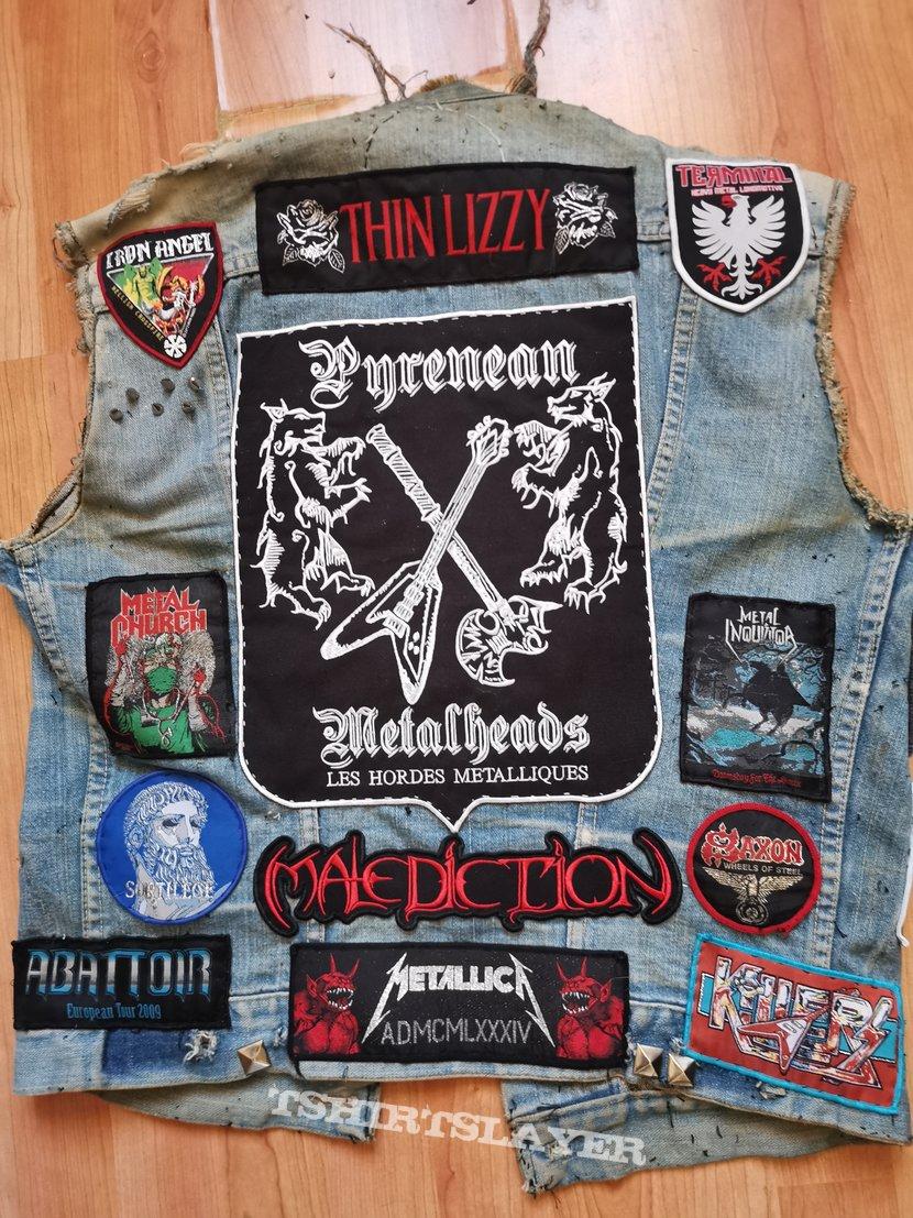 Destroy the battle jacket