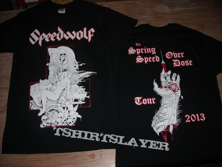 Speedwolf- The Spring Speed Overdose Tour 2013