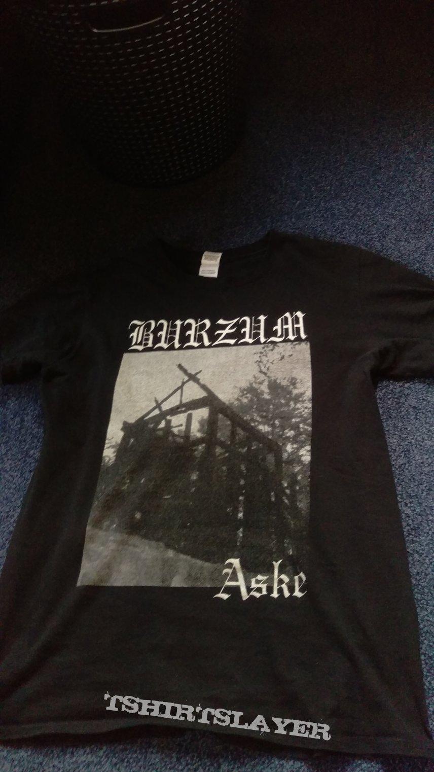Burzum - Aske shirt