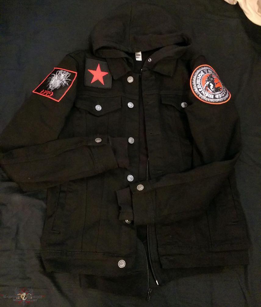 In Progress: Newest Battle Jacket