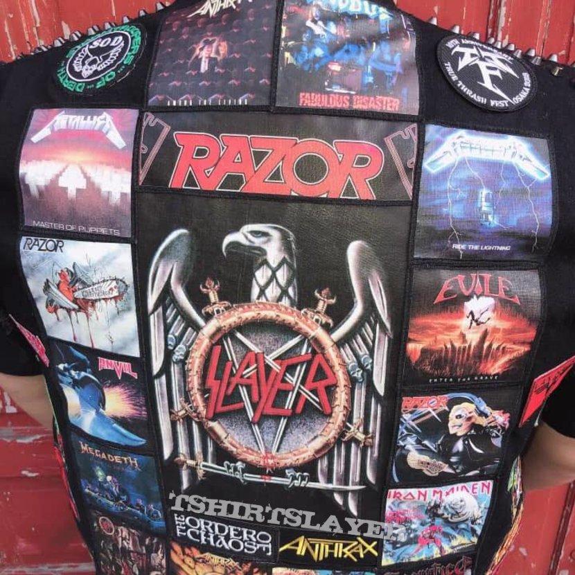My first battle jacket