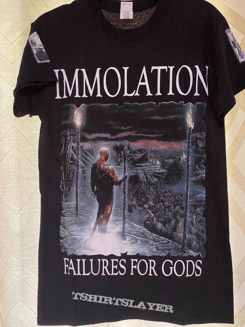 Immolation Failures For Gods