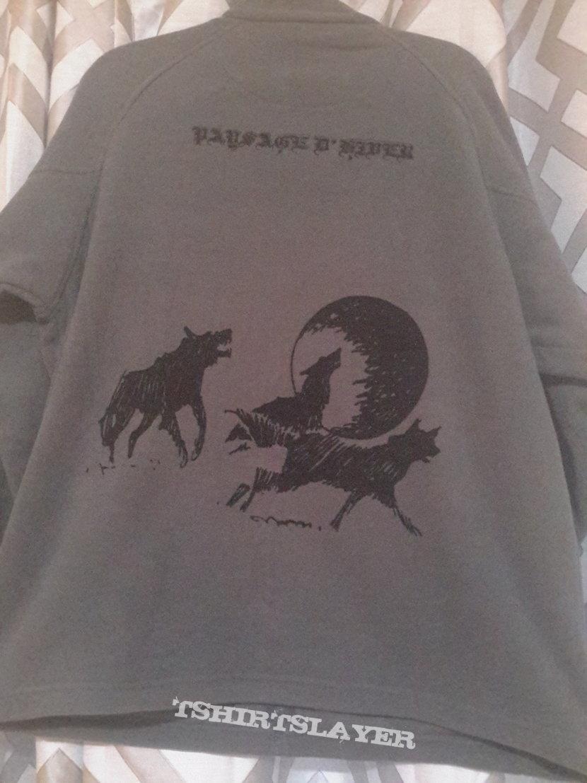 Paysage d'Hiver Fleece
