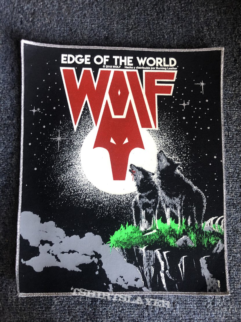 Wolf Edge Of The World