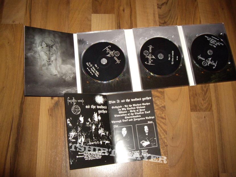 Forgotten Woods- CD
