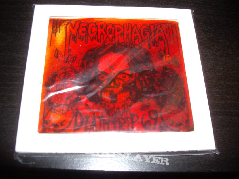 Necrophagia-Cd