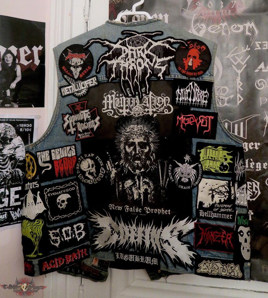Metal/Punk Jacket