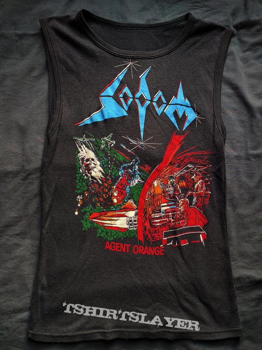Sodom - Agent Orange muscle shirt