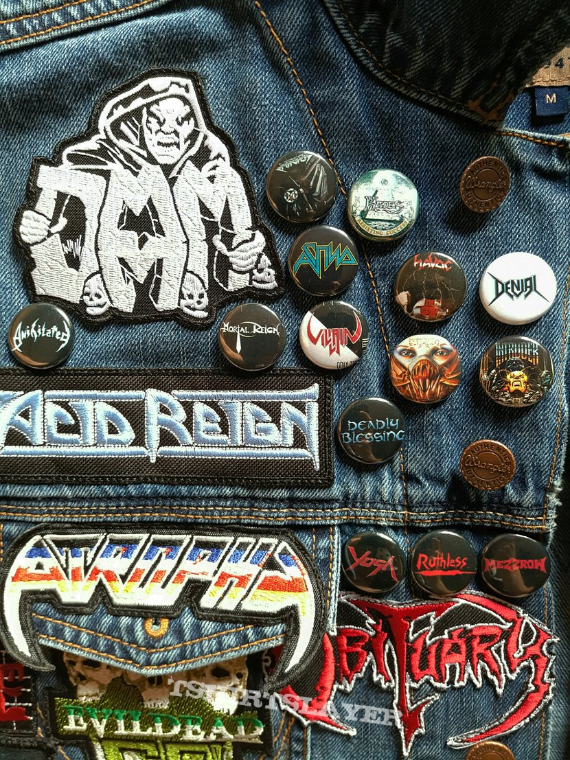 My first Battle Jacket is ready!