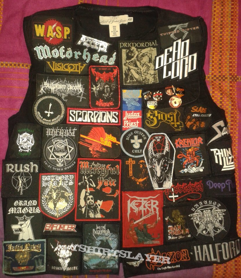 Macbeth my Battle Jacket