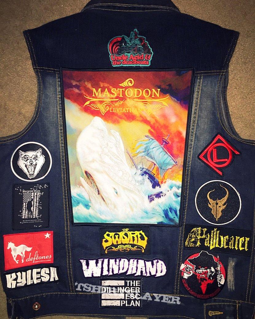 Battle vest no.2 update