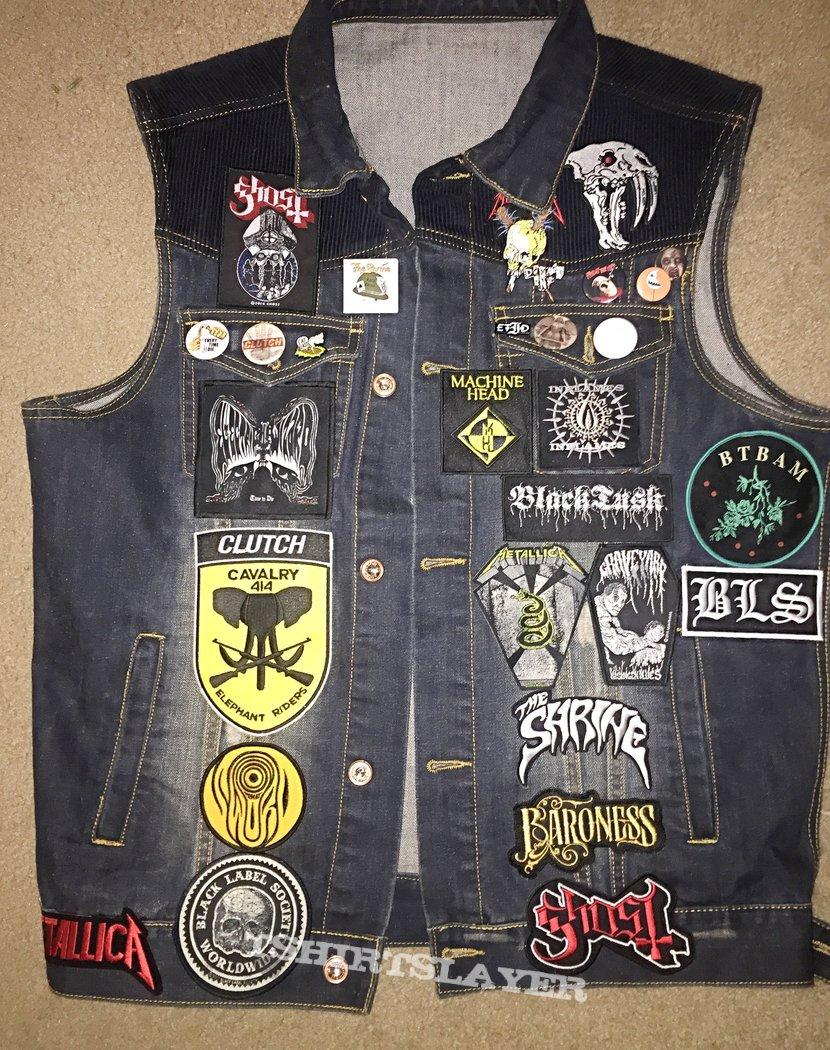 Battle vest no.2