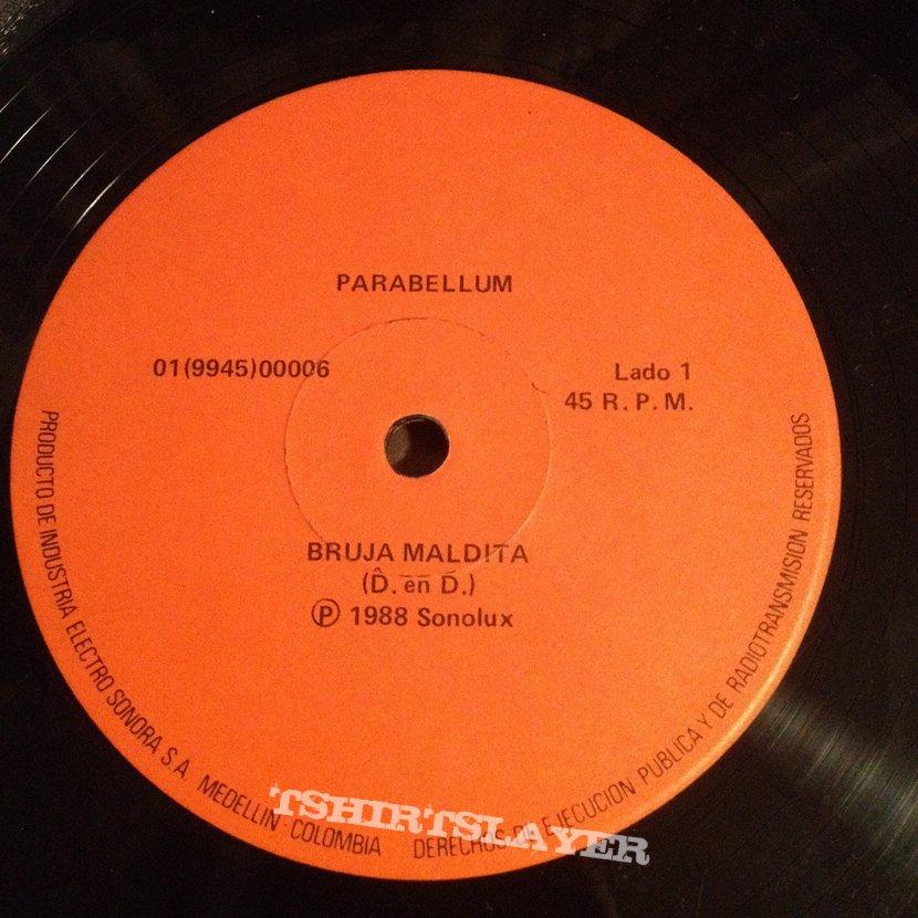 """Parabellum - Mutacion Por Radiacion 12"""""""