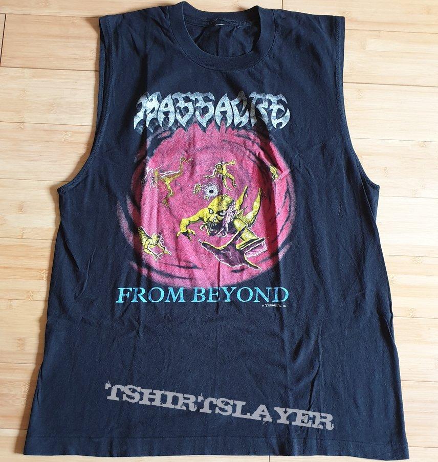 Massacre - From beyond original TS, Sleeveless, L/XL
