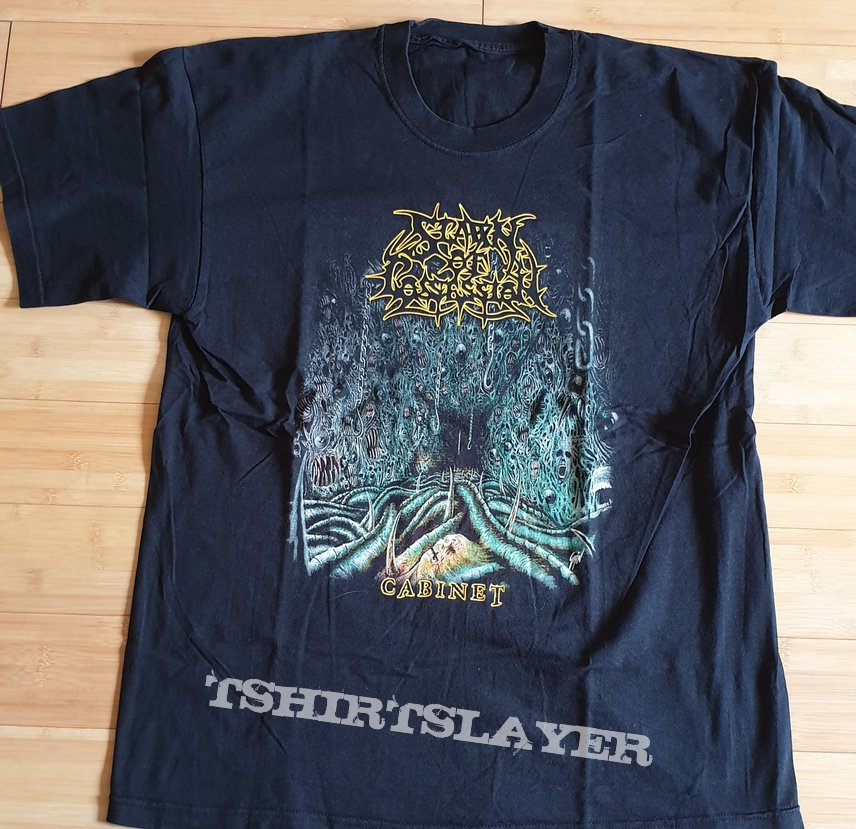 SOLD - Spawn of Possession - Violating Europe Tour 2003 - TS XL