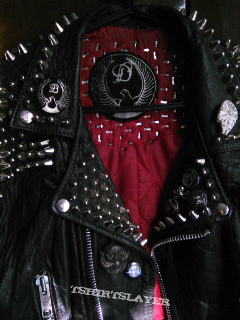 Heavy battle jacket update