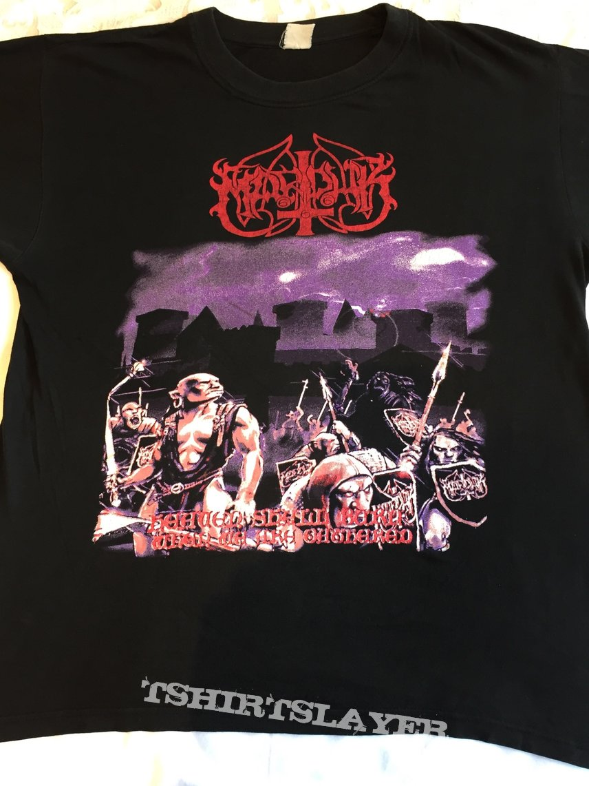 Marduk - Heaven Shall Burn...When we are Gathered