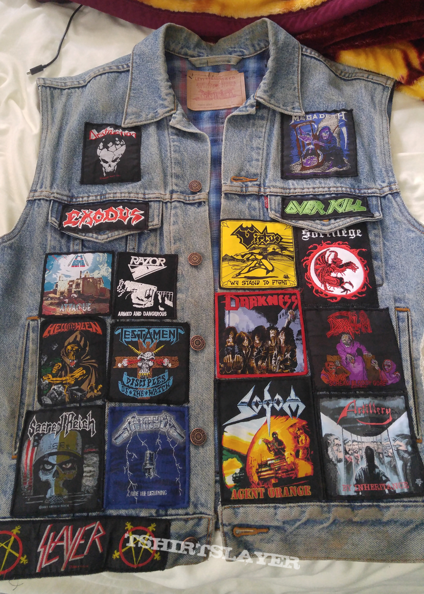 Updated Denim Vest