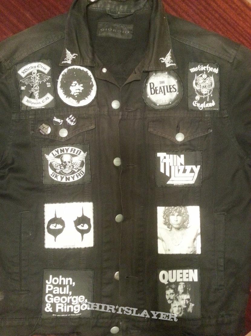 update on my b/w-jacket