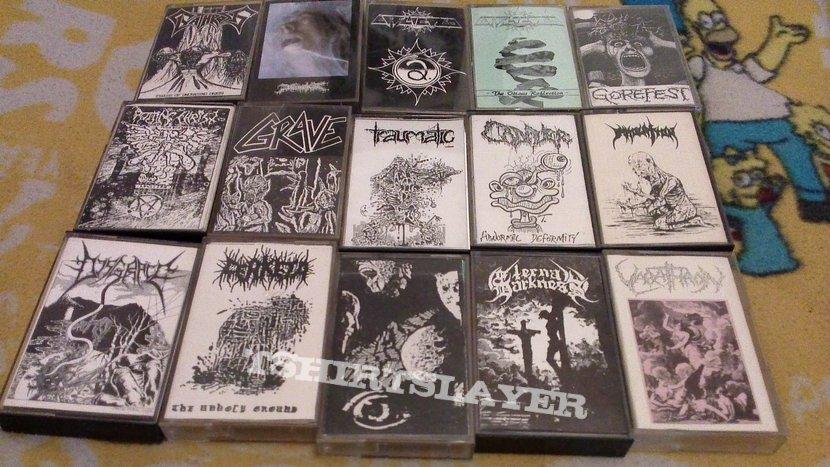 Some old Death Metal demos...