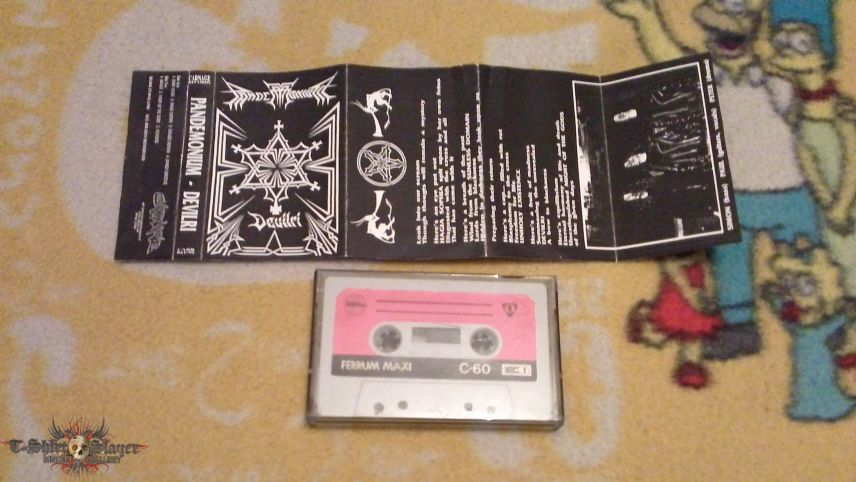Pandemonium (pol) - Devilry demo 1992