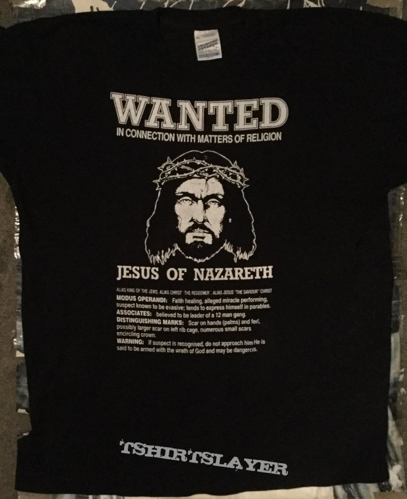 Wanted - Jesus of Nazareth