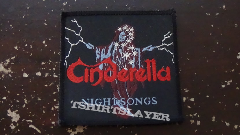 Vintage Cinderella Patch - Night Song