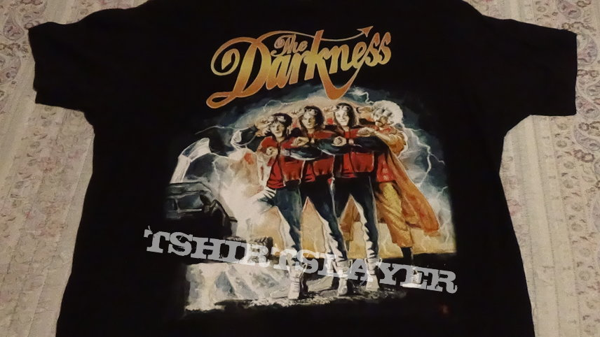 The Darkness Back to the USSA Tour - 2016, L