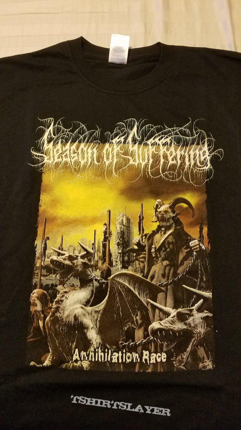 Season of Suffering Shirt